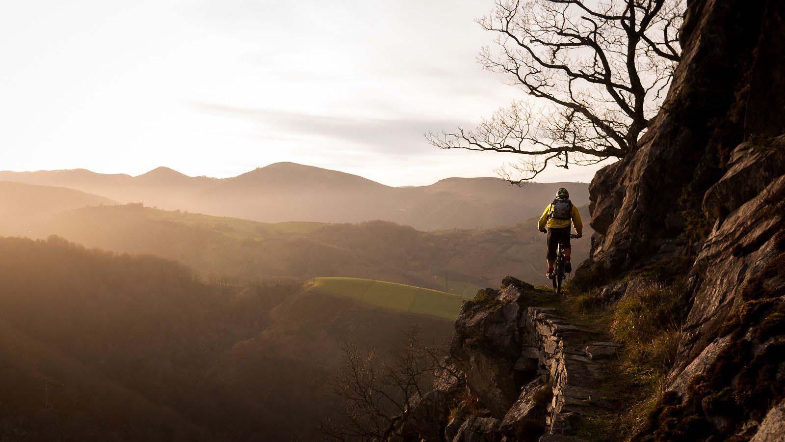 Ebike Mountain Trail 1
