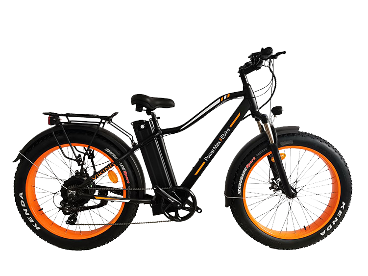 Best Electric Mountain Bikes | PowerMax Ebike